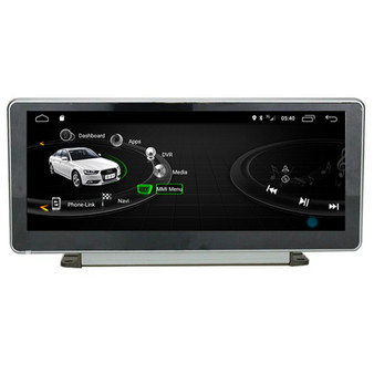 Android GPS Navigation Head unit for Audi A4 2017