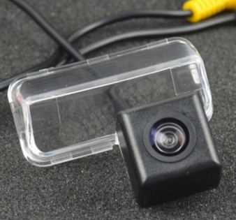 Professional HD Car Rearview camera for PEUGEOT 206/207/407