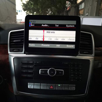 Android GPS Navigation for Mercedes Benz ML W166 /GL X166 (2012-2015)-Keep original Benz functions