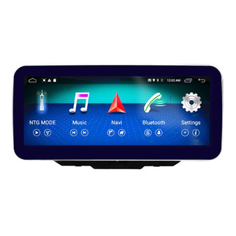 10.25'' Android Navigation GPS for Mercedes Benz B class W246 2012-2015