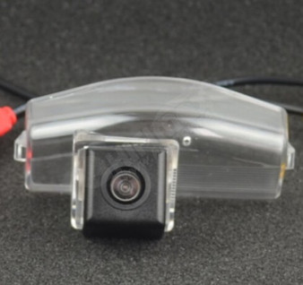 HD Backup Cam Car Rearview Camera for Mazda 2/Mazda 3 2012