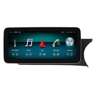 10.25'' Android GPS Navigation for Mercedes Benz C class 2011-2014 RHD