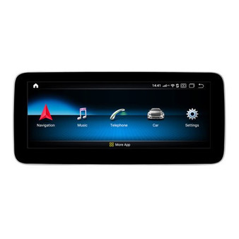 10.25'' Android GPS Mercedes Benz B class W246 2011-2014 Navigation