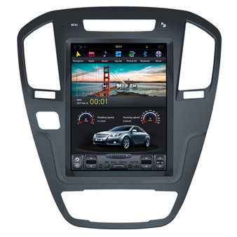 10.4 '' Tesla Style Navigation GPS for Buick Regal Opel insignia 2009-2013