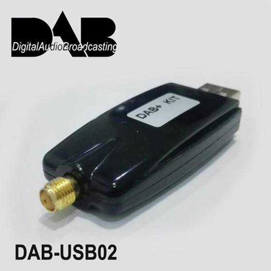 Car DAB Receiver