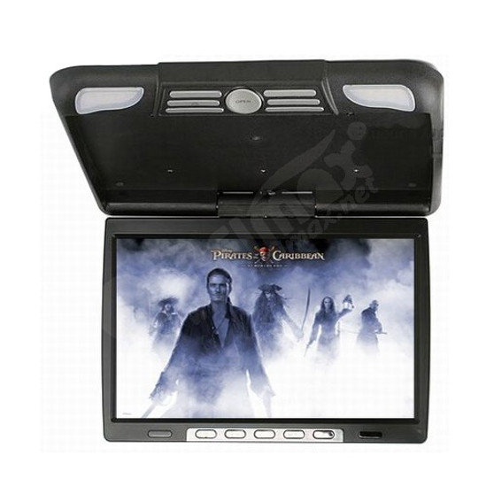 14.1 Inch Roof mounted over head Car TFT LCD monitor