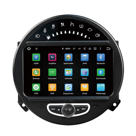 8'' Android Autoradio Navigation DVD GPS Upgrade for Mini 2006-2013