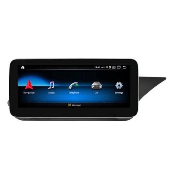 10.25'' GPS Navigation Mercedes Benz E C207 A207 W207 W212(11-13,RHD)