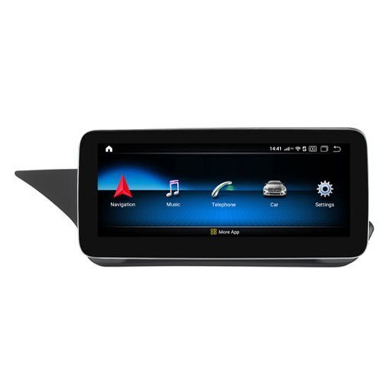10.25'' Android GPS Navi Mercedes Benz E class coupe W212 (15-16,LHD)