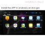Car DAB + Digital Audio Brocasting Receiver for Android Car Stereo