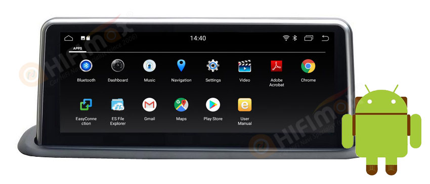 aftermarket android bmw 5 e53 x5 gps navigation