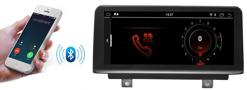 BMW F22 F45 GPS Sat Navi system support bluetooth & A2DP