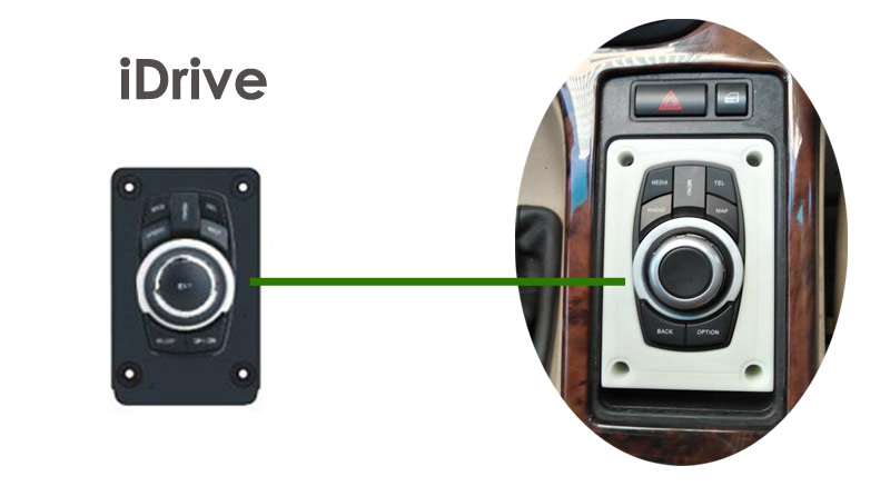 idrive knob for bmw x5 e53