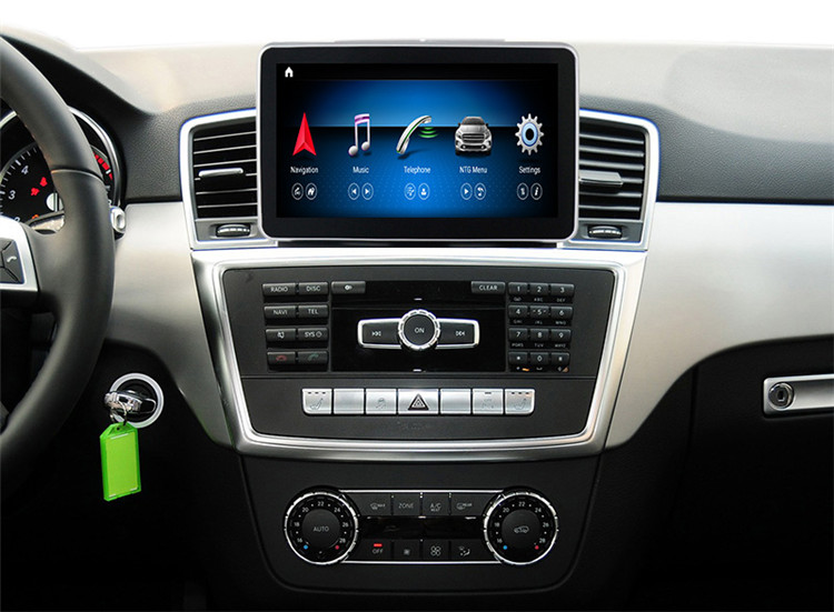 Mercedes Benz ML GL GPS Navigation System