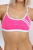 Capri Tie Back Top - Wonderland Pink