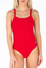 Shredskin Racer 1pce - Red