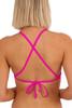 Triangle Top - Wonderland Pink