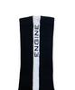 Crew Sports Socks Black