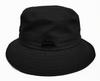 Bucket Hat S/M Black