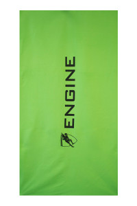 Swim & Gym Micro Towel - Green