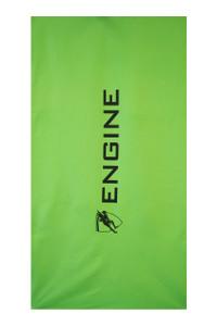 Swim & Gym Micro Towel - Green