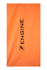 Swim & Gym Micro Towel - Orange