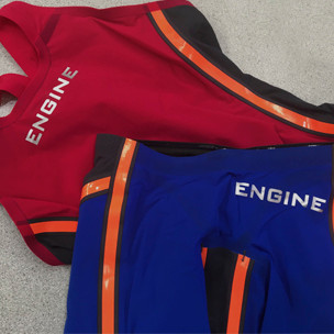 Race Suit Care Info