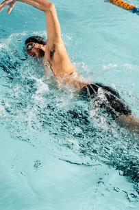 8 Week Swim Program (Advanced Beginner to Intermediate)