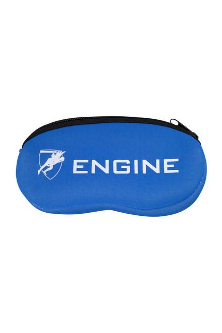 Goggles Case Blue