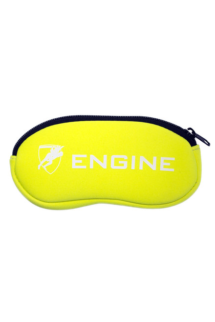Goggles Case Yellow