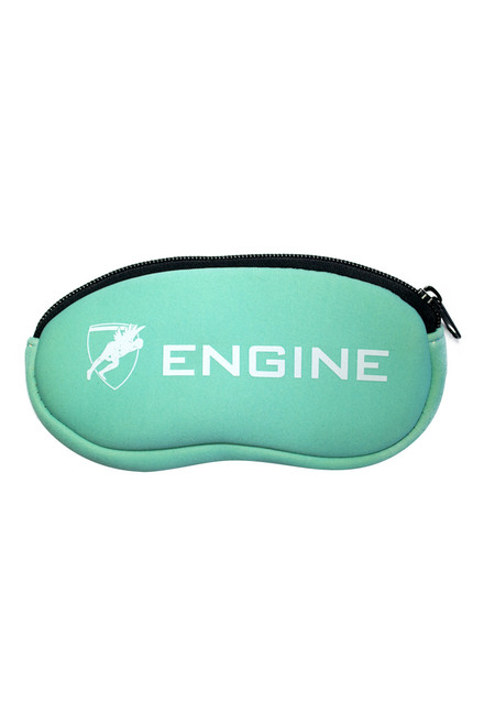 Goggles Case Teal