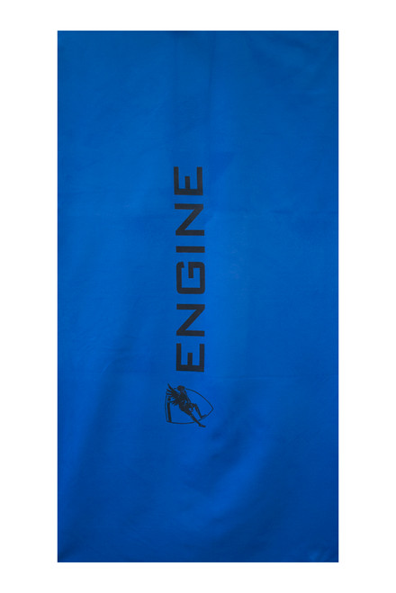 Swim & Gym Micro Towel - Blue