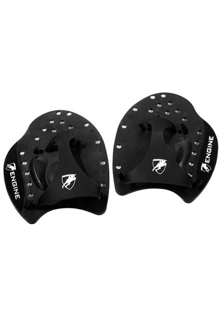 Hand Paddles - Black