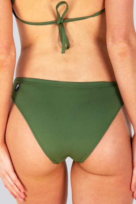 Classic Bottom - Army Green
