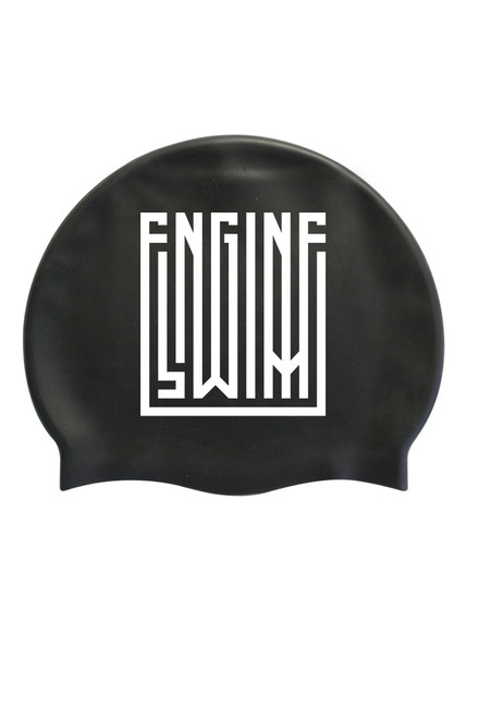 Solid Silicone Cap Lane Lines - Black
