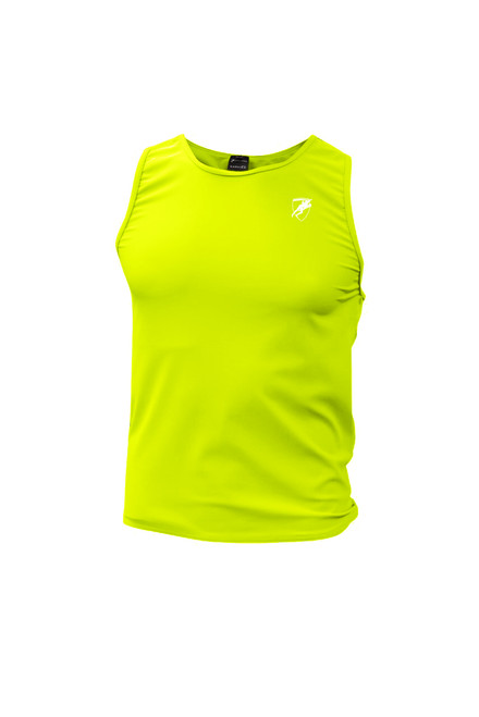 Hi Vis Singlet - Yellow