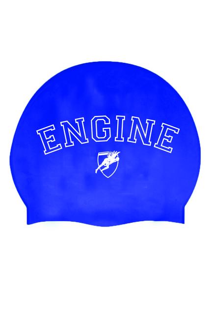 Solid Silicone Cap Varsity - Royal Blue