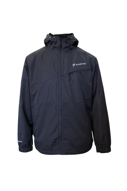Rainproof Sports Jacket - Black