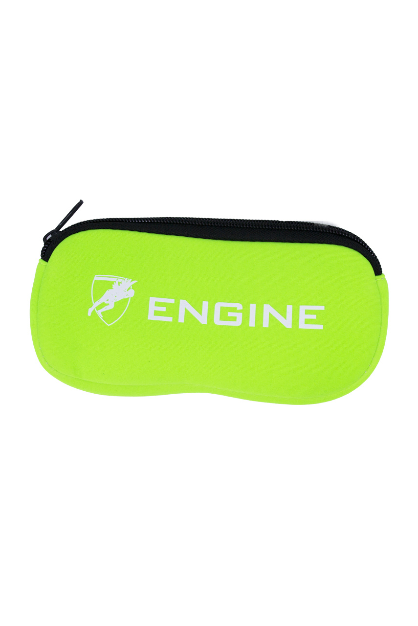 Goggles Case - Lime