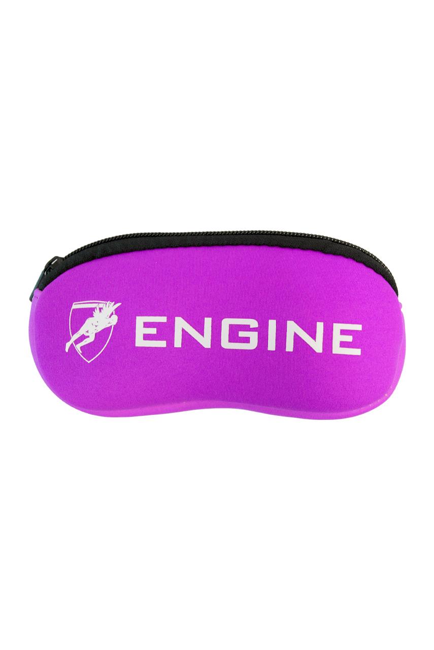 Goggles Case Purple