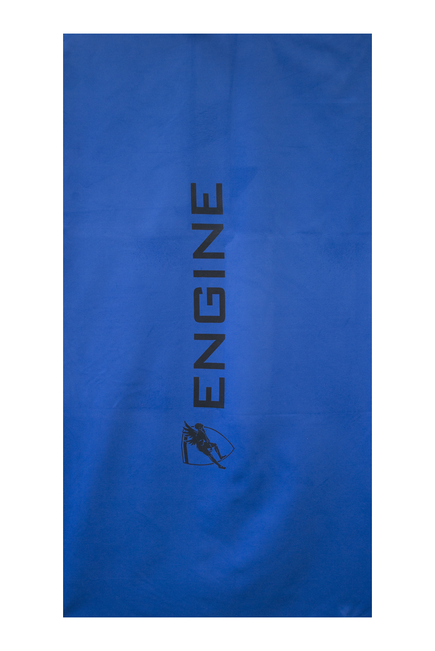 Swim & Gym Micro Towel - Blue