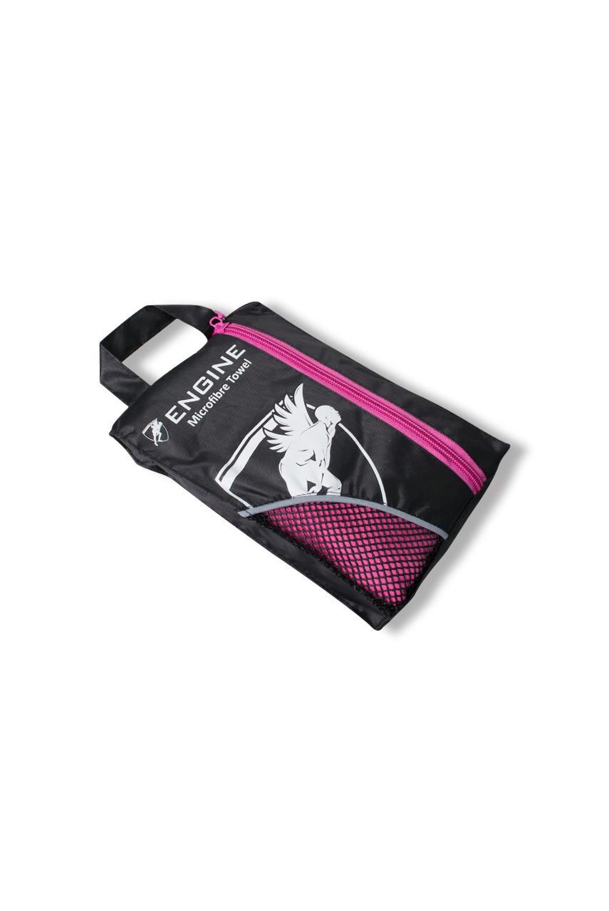 Swim and Gym Micro Towel - Pink