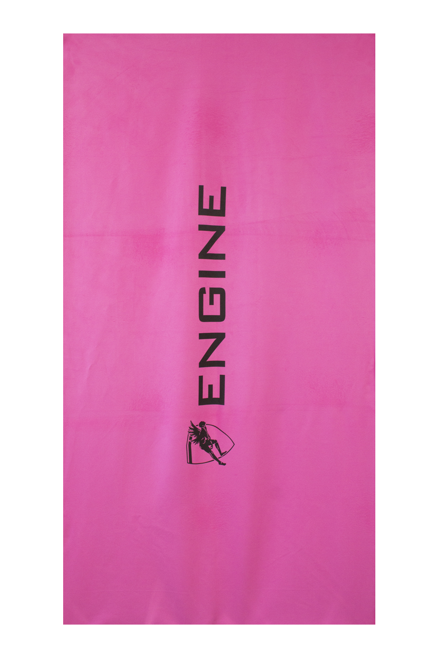 Swim & Gym Micro Towel - Pink