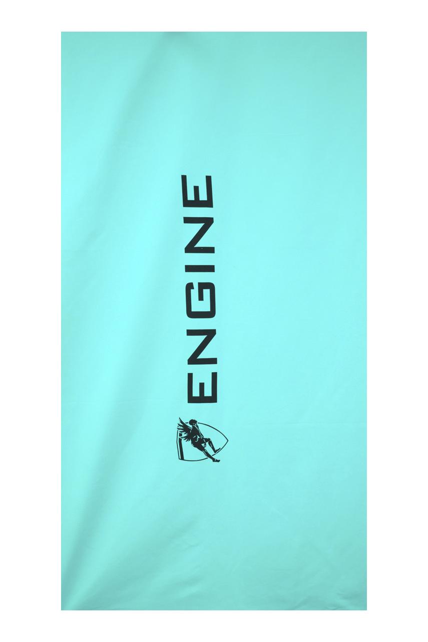 Swim and Gym Micro Towel - Teal