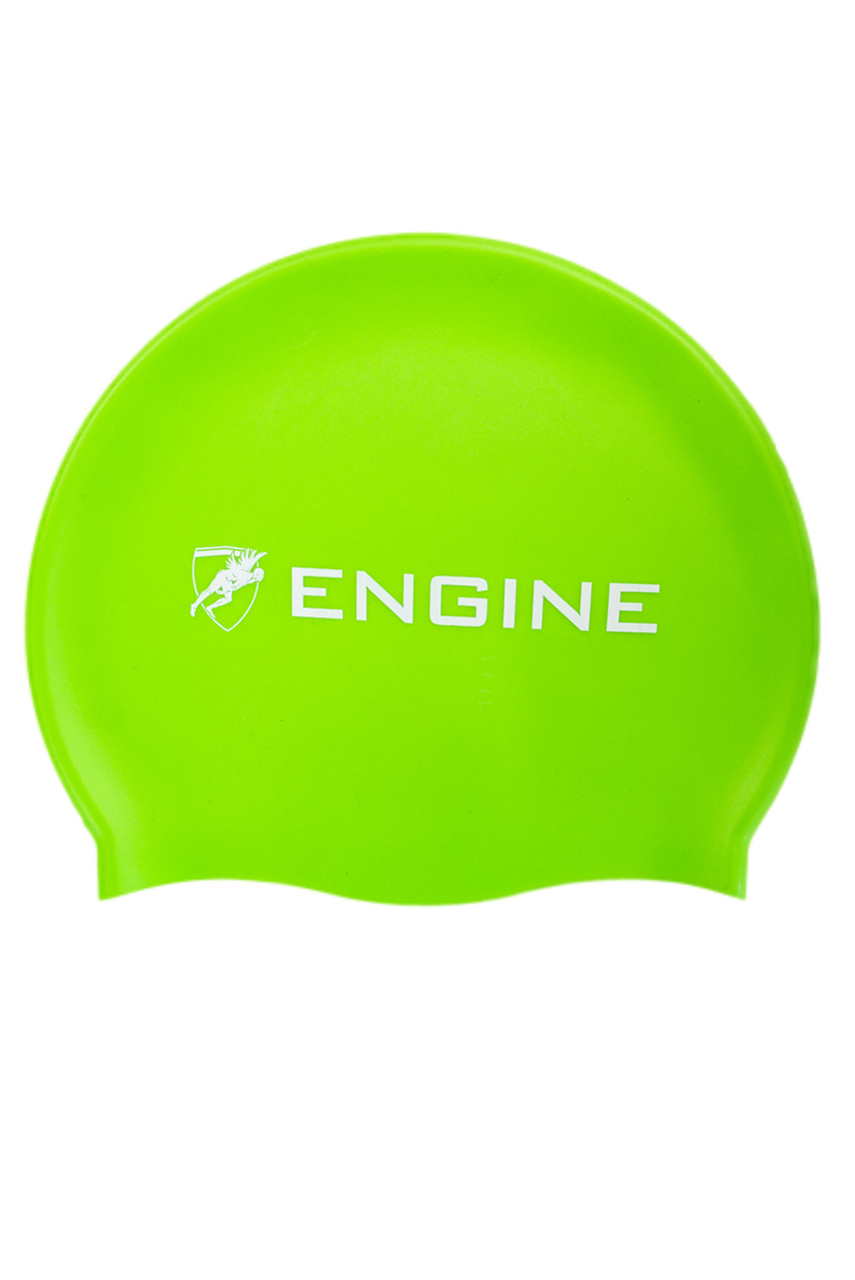 Solid Silicone Cap - Green
