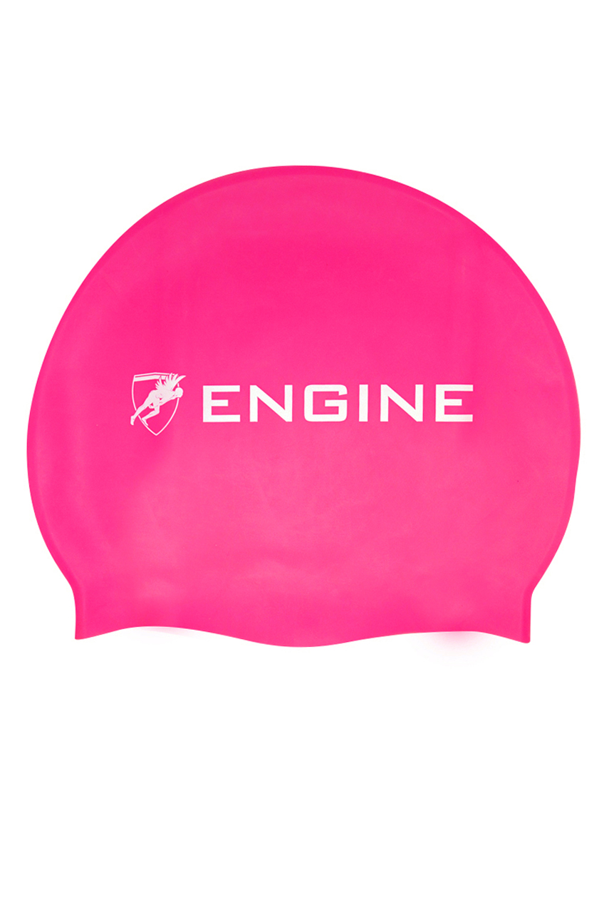 Solid Silicone Cap - Pink