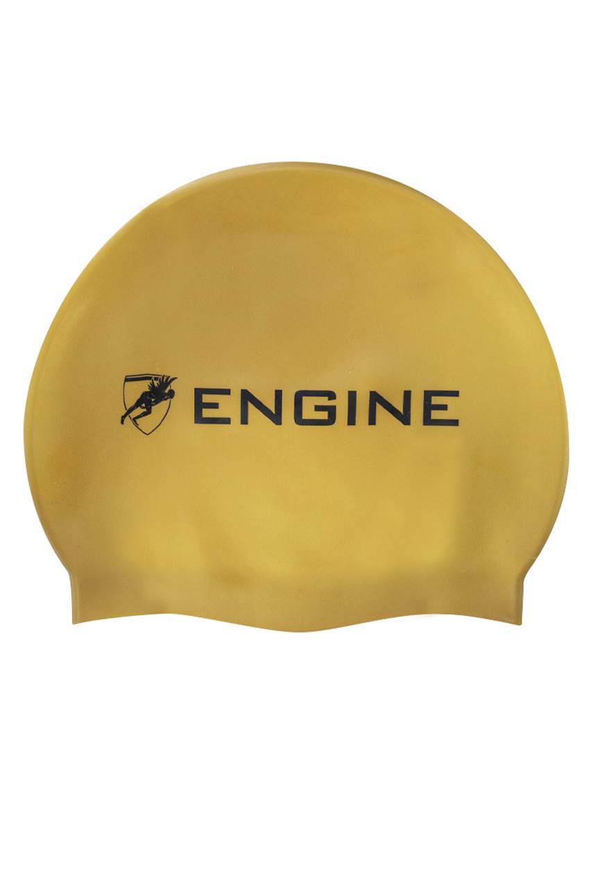 Solid Silicone Cap - Gold