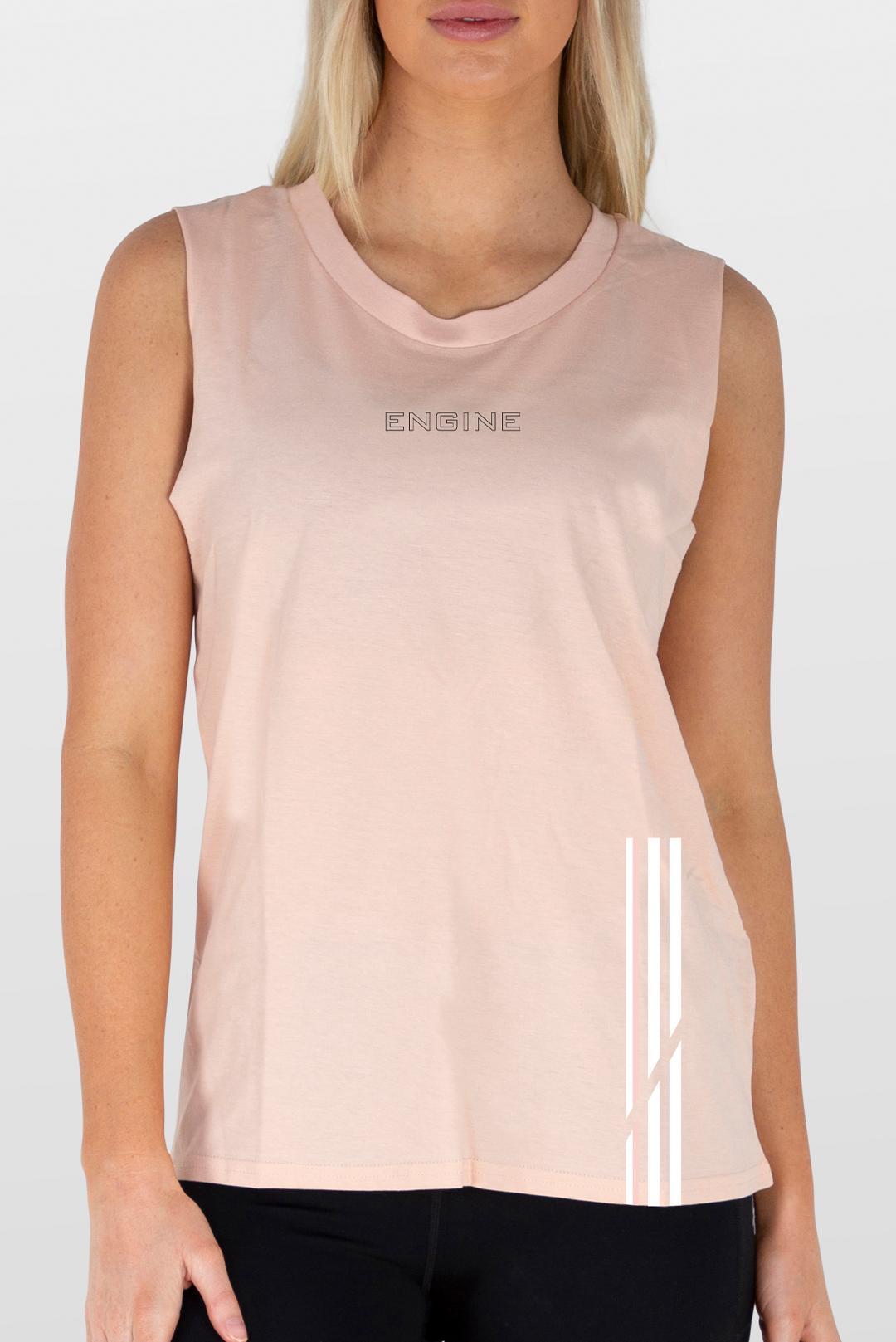 Pink  Female Tank