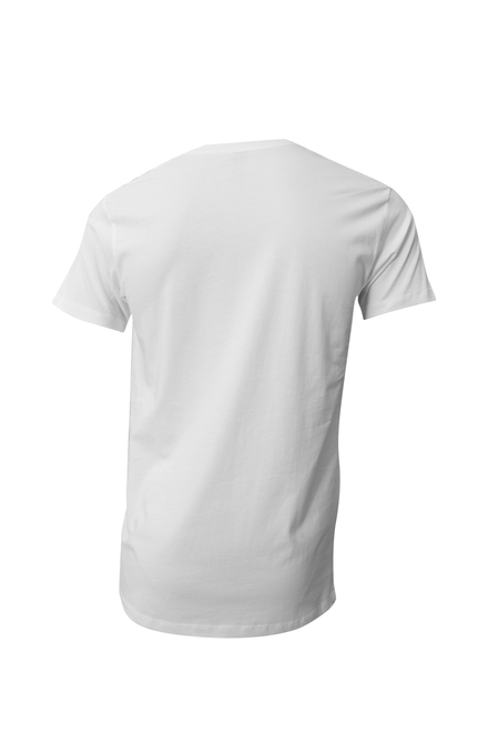 Tee Outline - White