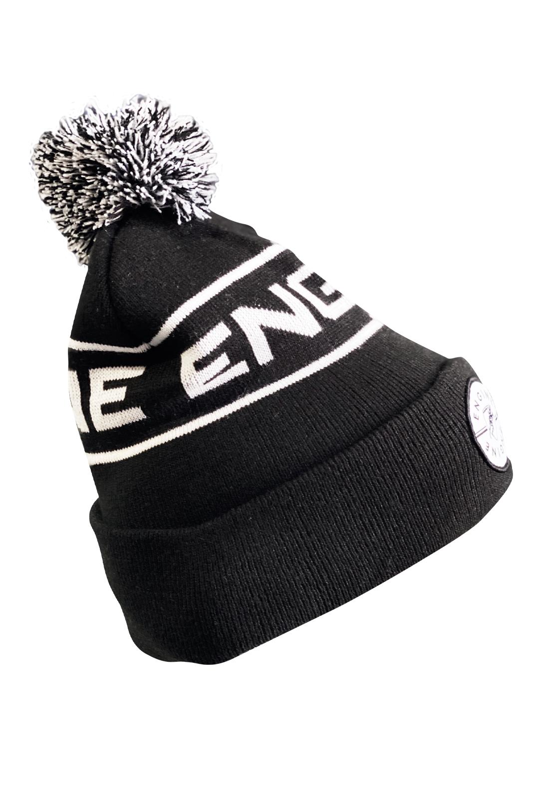 Beanie - Black & White